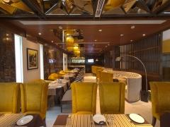 Restaurant at The First Hotel, Chandigarh