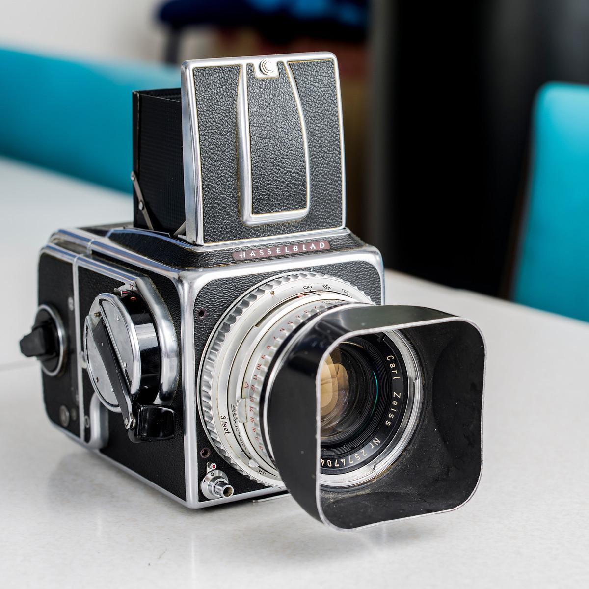 The Standard Lens!