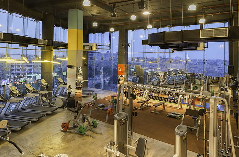 Burn Gym, Ludhiana, Punjab, India